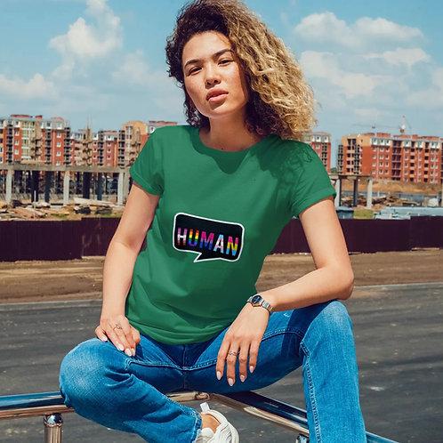 """Human"" Short-Sleeve Unisex T-Shirt"