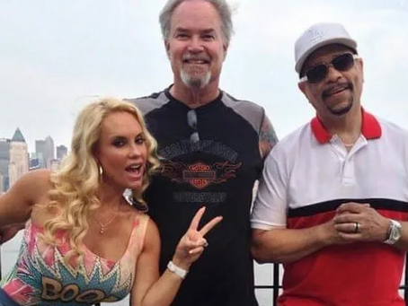 Ice-T's 'No Masker' Father In Law's Bout With Covid19 Has Made Him A Believer