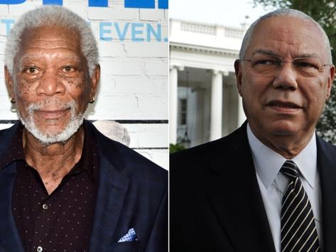 Morgan Freeman to Play Colin Powell in Biopic