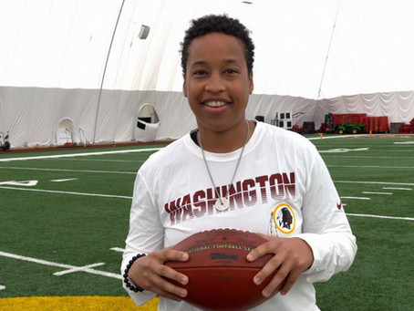 Jennifer King Becomes First Black Woman Full-Time NFL Coach