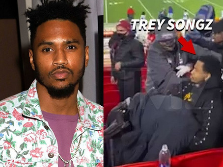 Trey Songz Arrested And Charged For Altercation With Cop