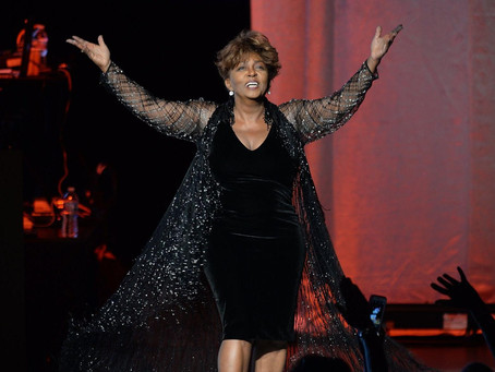 Anita Baker Asks For Fans' Support In Battle For Her Masters