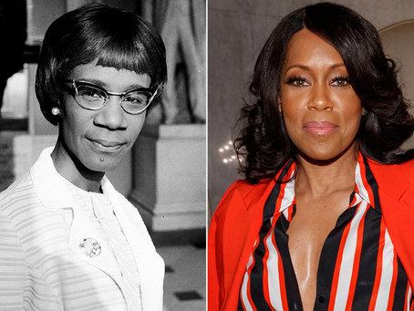 Regina King to Produce and Star In Shirley Chisholm Biopic
