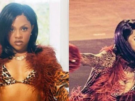 Lil Kim Wants Teyana Taylor As Lead In Her Biopic