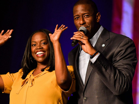 Andrew Gillum And Wife Are Working Through The Issues