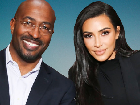 Dating Rumors About Kim Kardashian and Van Jones