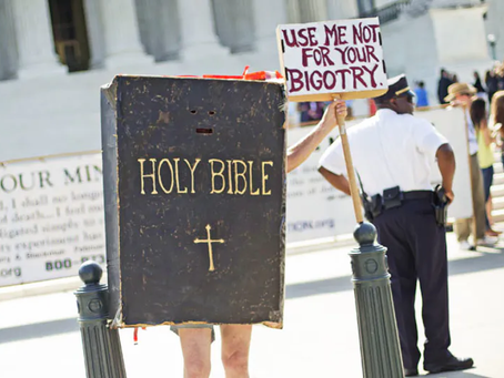 Tennessee Republicans Seek To Make Bible Official State Book
