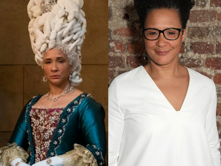 'Bridgerton's Golda Rosheuvel Is a Blessed, Proud Black, Gay Actor