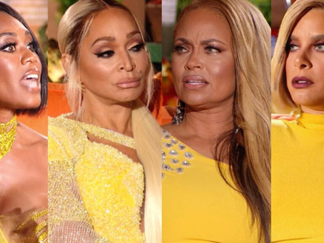 RHOP  Monique Samuels Reads 'Receipts,' On Gizelle Bryant's Fake Relationship