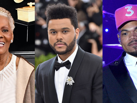 Dionne Warwick Announces A Collaboration With Chance The Rapper And The Weeknd