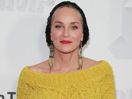 Sharon Stone Wants Crew Vaccinated On Atlanta Set