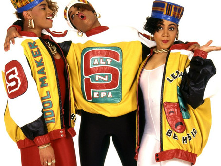 Salt-N-Pepa Biopic Comes To Lifetime