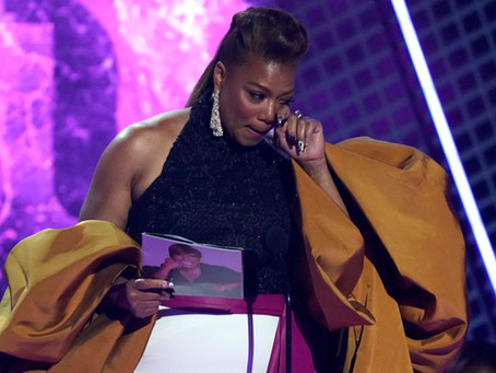Did Queen Latifah Come Out On BET Awards