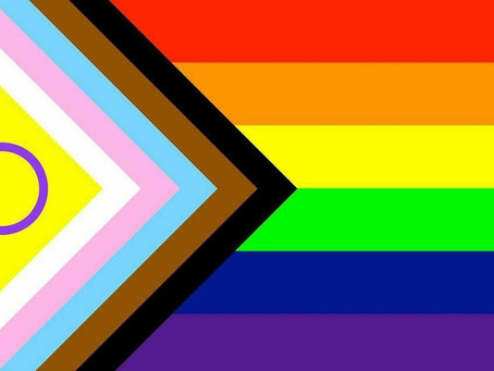 Progress Pride Flag Redesigned To Include Intersex People
