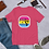Thumbnail: Black Gifted and Pansexual Short-Sleeve Unisex T-Shirt