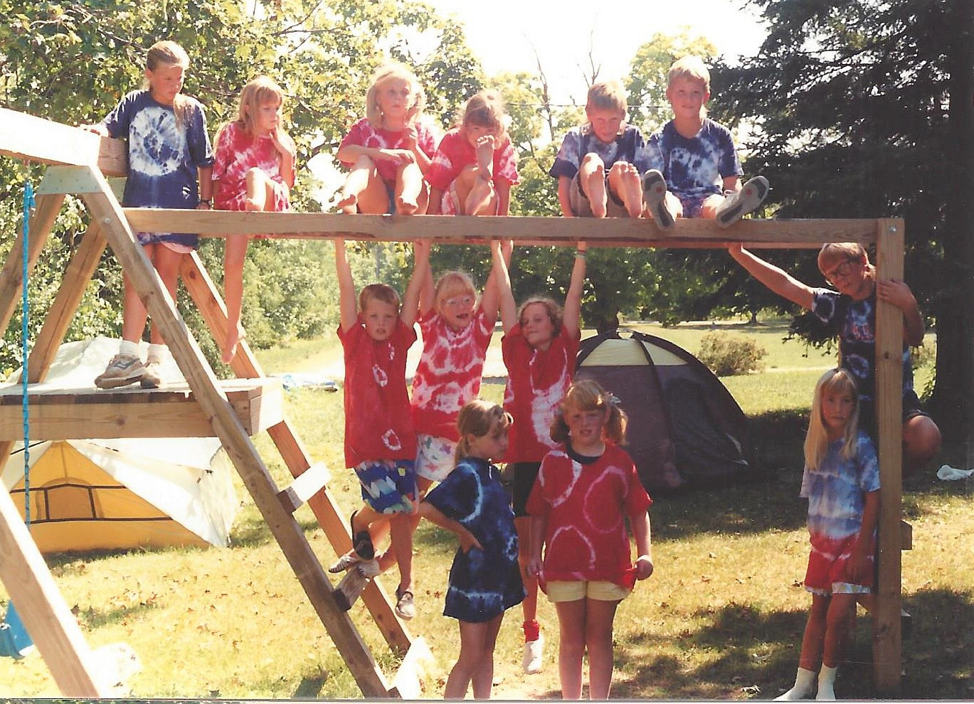 1990s - Day Camp