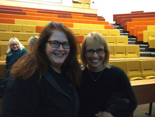 Meeting Sally Wainwright