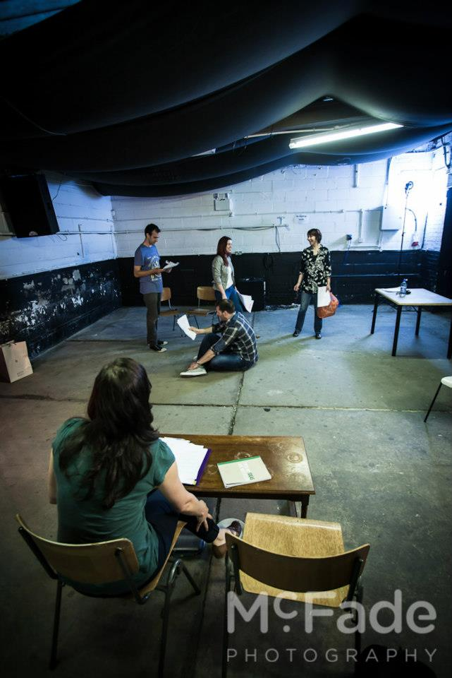 The Hub rehearsal space, Leeds