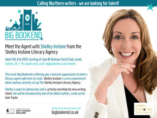 Interview with Shelley Instone ... no longer an agent but some good tips from her on how to get one