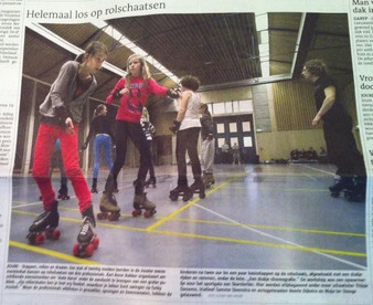 Workshop en Skateshow op Sportgala Friesland