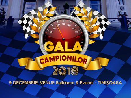 Gala Campionilor FRAS - Istorice pe circuit