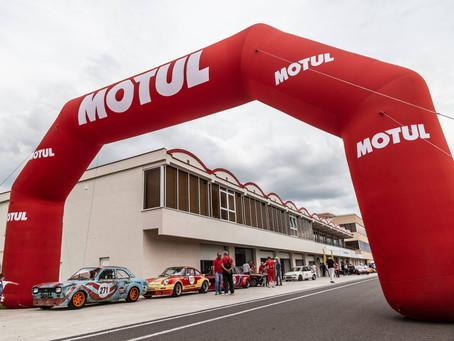 Romanian Retro Racing la Transilvania Motor Ring