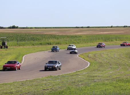 Circuitul Motorpark parcurs în sens antiorar a adus un plus de spectacol în a doua etapă
