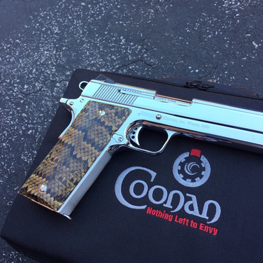 Coonan 357 Automatic Polished