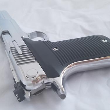 Mirror Polished .50 caliber