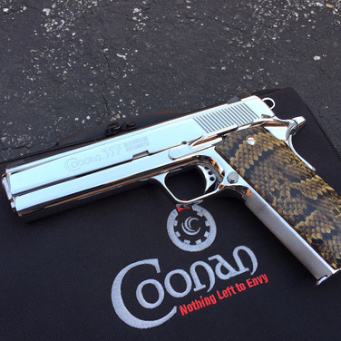 Bright Polished Coonan 357