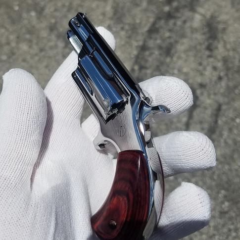 Mirror Polished .22 Magnum NAA Pug