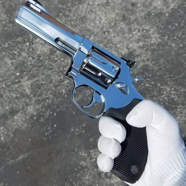 .357 Magnum Taurus Tracker Polished