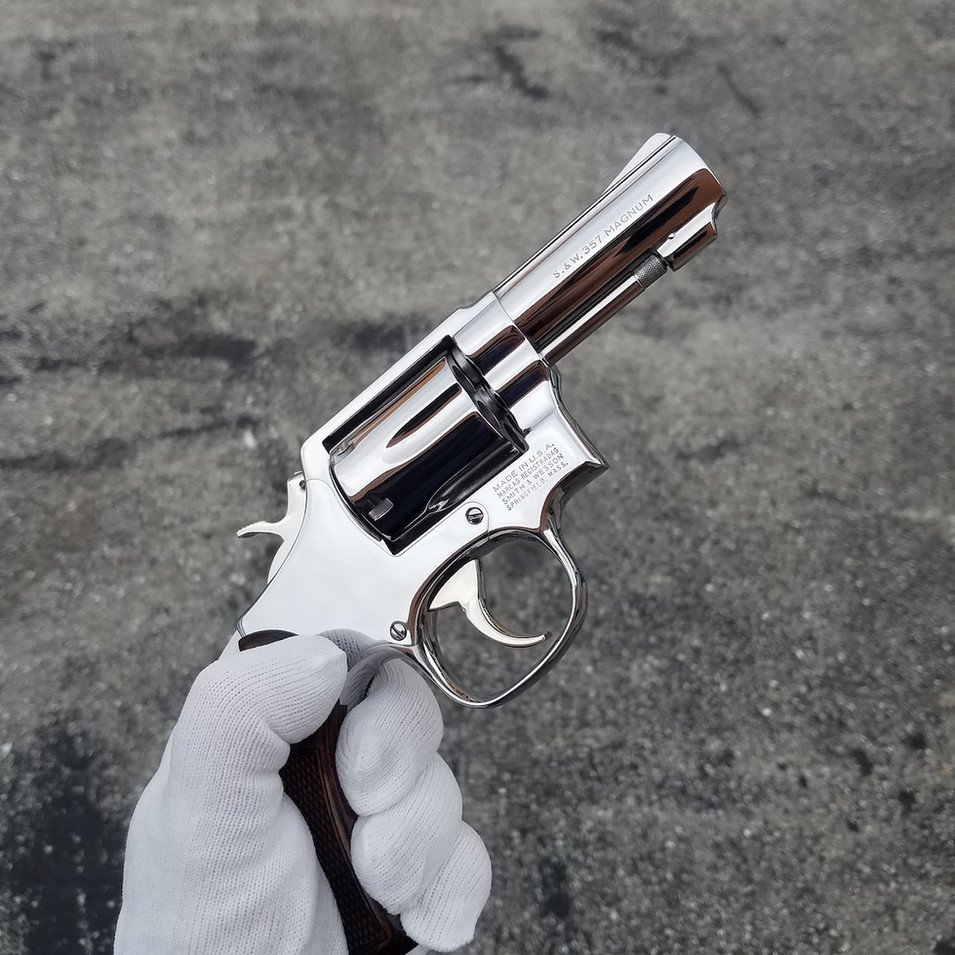 AFTER: S&W Model 65
