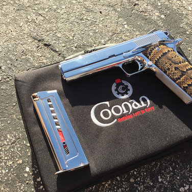 Coonan .357 Bright Polished