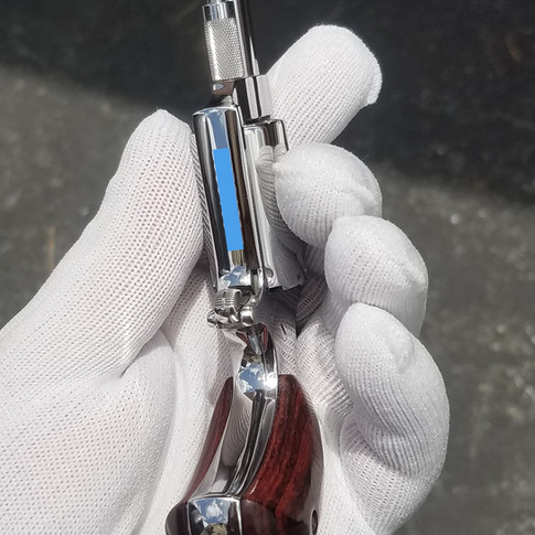 Bright Stainless NAA Pug