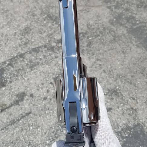 High Polished Taurus 608 8 shot