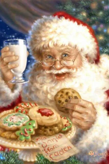 Cookies With Santa Home Ruby Forest
