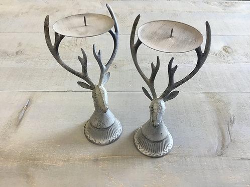 Deer Candle Stick