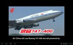aereo alimentato a biofuel