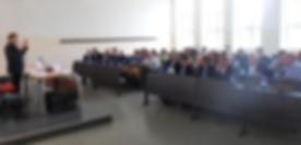 Congrès à l'Université de Modena et Reggio Emilia sur le biodiesel derivé des algues