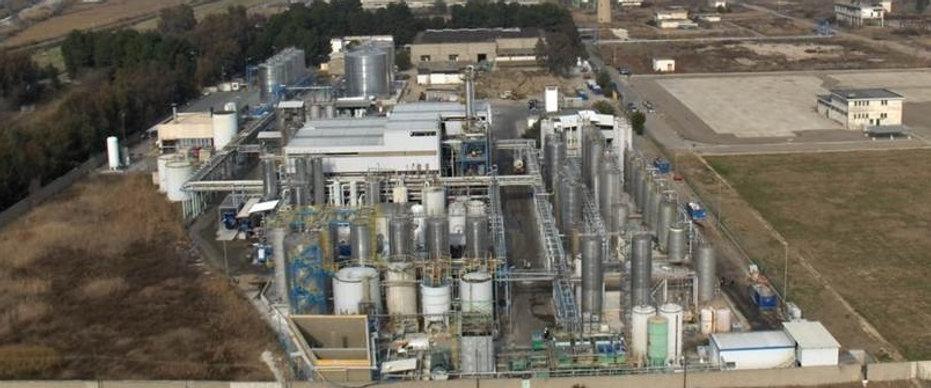 """La nouvelle raffinerie spécialisée en """"chimie verte"""" qui transformera l'huile végétale des algues de Teregroup en biodiesel"""