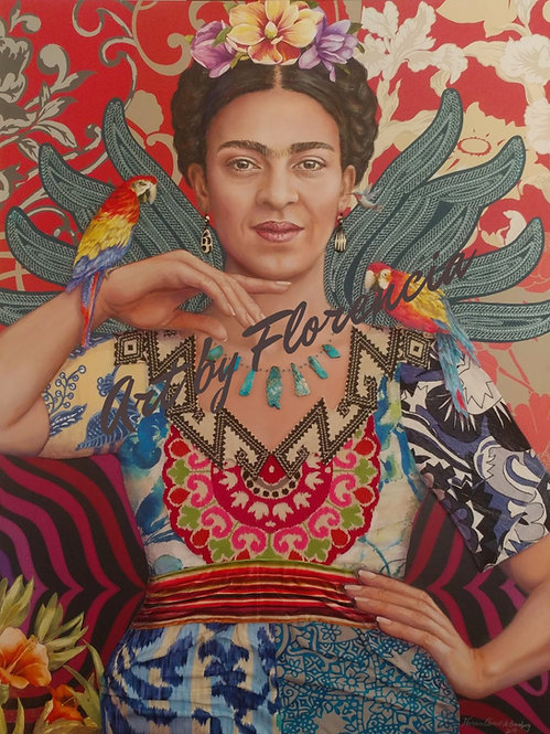 FRIDA fine art paper prints
