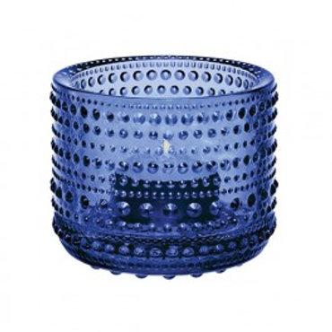 Ultramarine Blue Dewdrop Votive