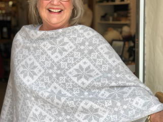 Why a Shawl is the Gift of 2017
