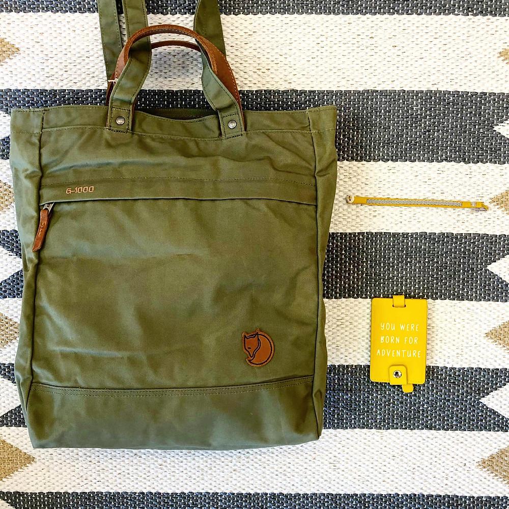 Totepack bag from Fjällräven