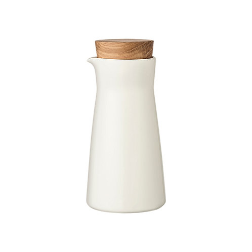 Teema Pitcher with Wooden Stopper