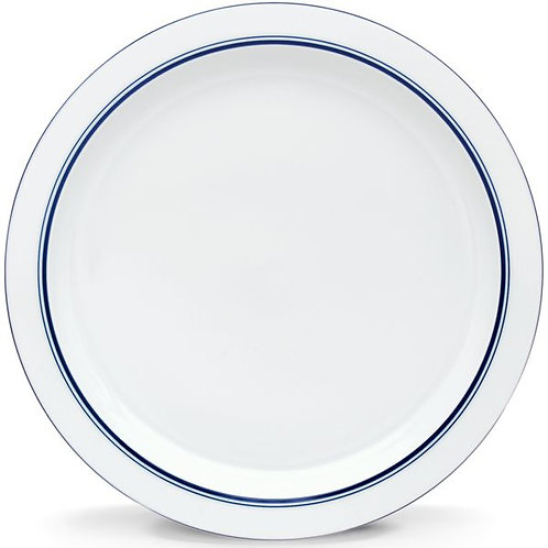 Christianshavn Blue Dinner Plate, 10 in
