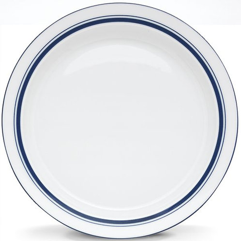 Christianshavn Blue Dinner Plate, 7 in