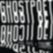 Ghostpoet - Dark Days + Canapes
