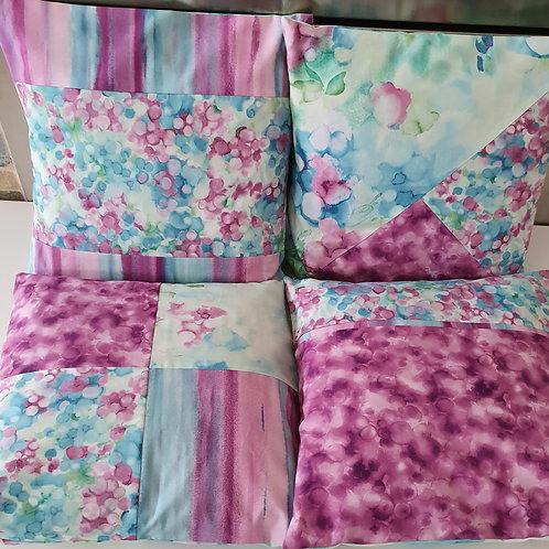 Cushion kit set of 4  multi colours